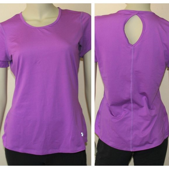 Under Armour Tops - Under Armour Cool Switch Tank Top Small
